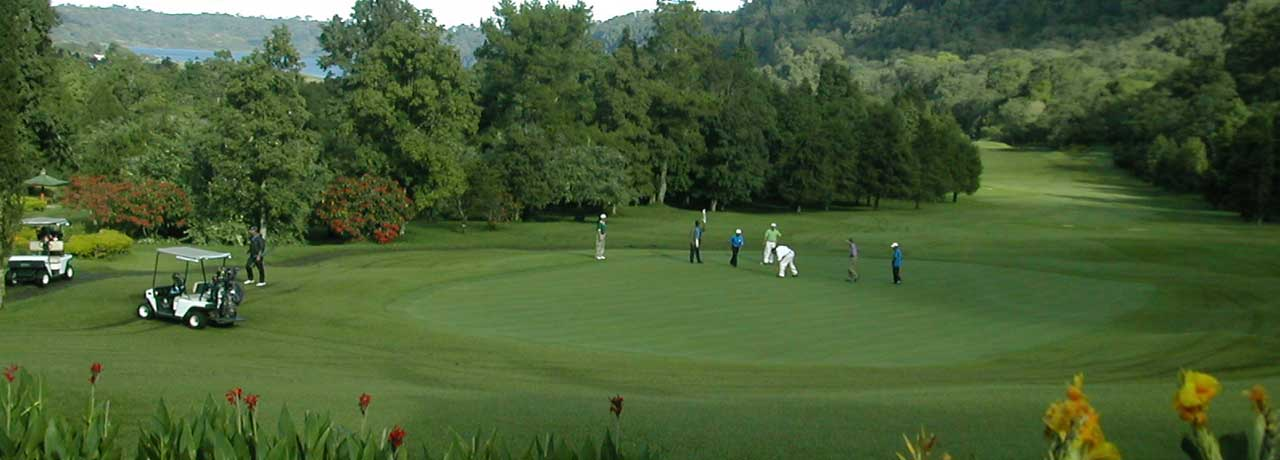 Golf - Handara Kosaido Country Club