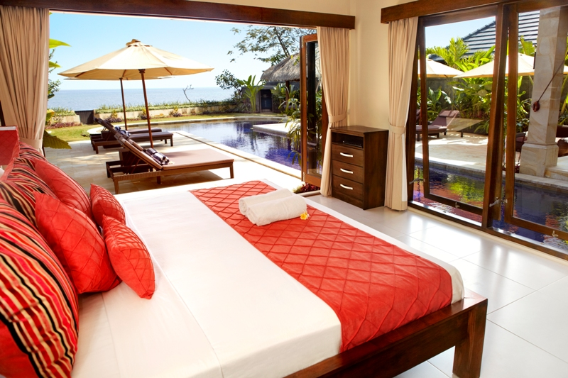 Grand beach villas luxury bali villa accommodation for Designhotel 1690