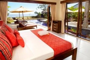 Grand Beach Villa A2 Master Bedroom
